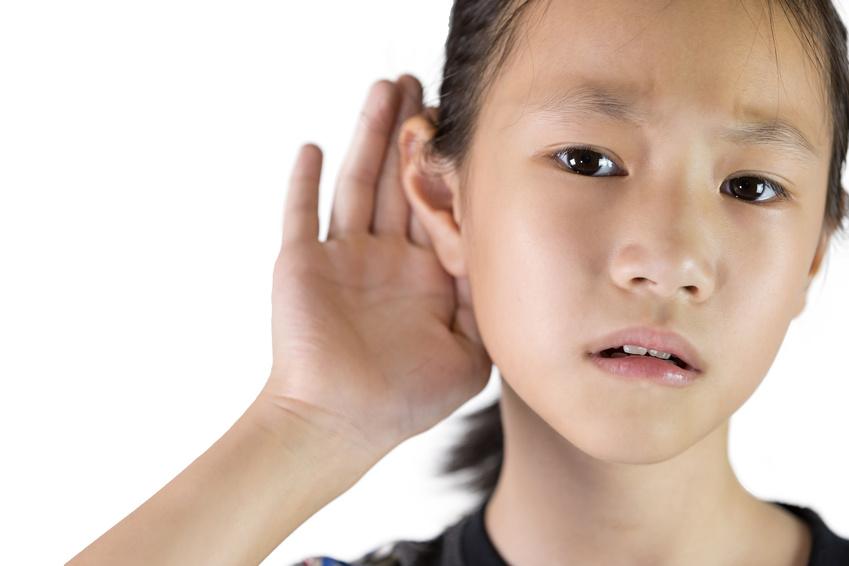 Level Kehilangan Pendengaran Pada Anak