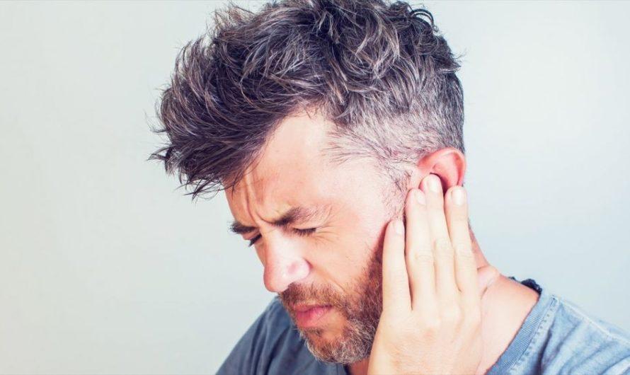 Gangguan Pendengaran Secara Mendadak