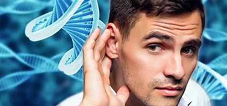Gangguan Pendengaran Genetik atau Turunan
