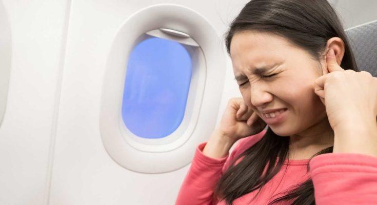 Sakit Telinga Saat Bepergian Dengan Pesawat